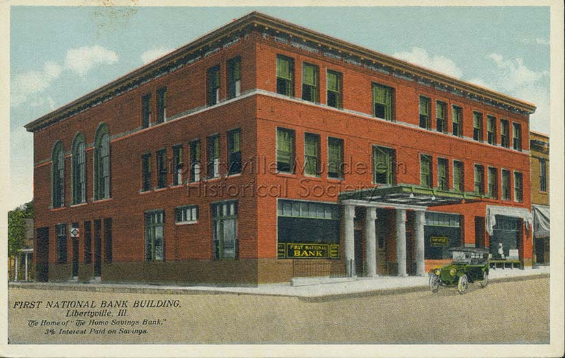 First National Bank, Image courtesy of Jim Moran