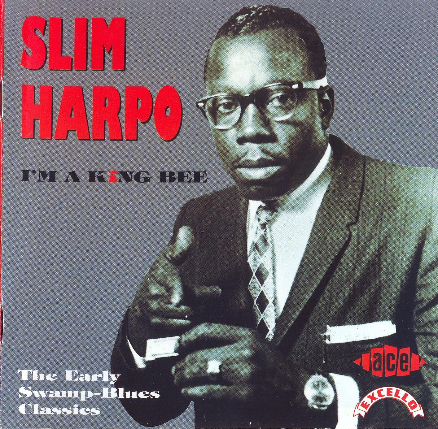 Slim Harpo album cover