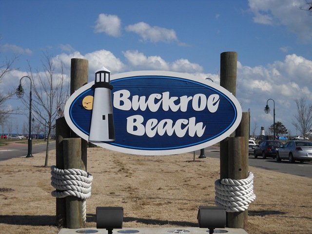 Buckroe Beach is a popular attraction in Hampton, Virginia, with an array of activities for people of all ages.