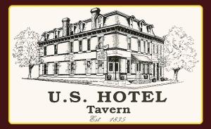 The original U.S Hotel