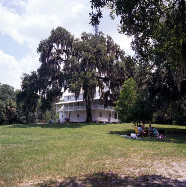 The Home of Louis P. Thursby, built in 1872.