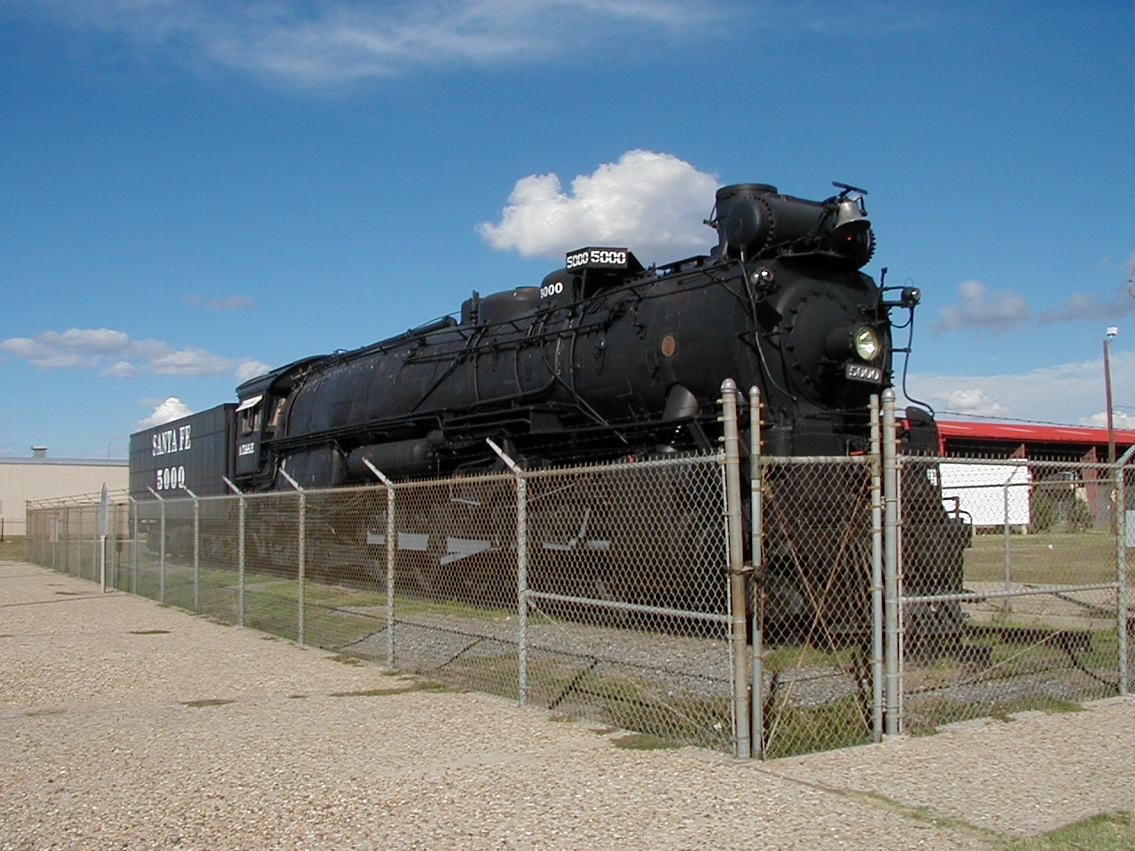 "The Locomotive 5,000, aka ""Madam Queen,"" was built in 1930 and traveled 1.75 million miles."