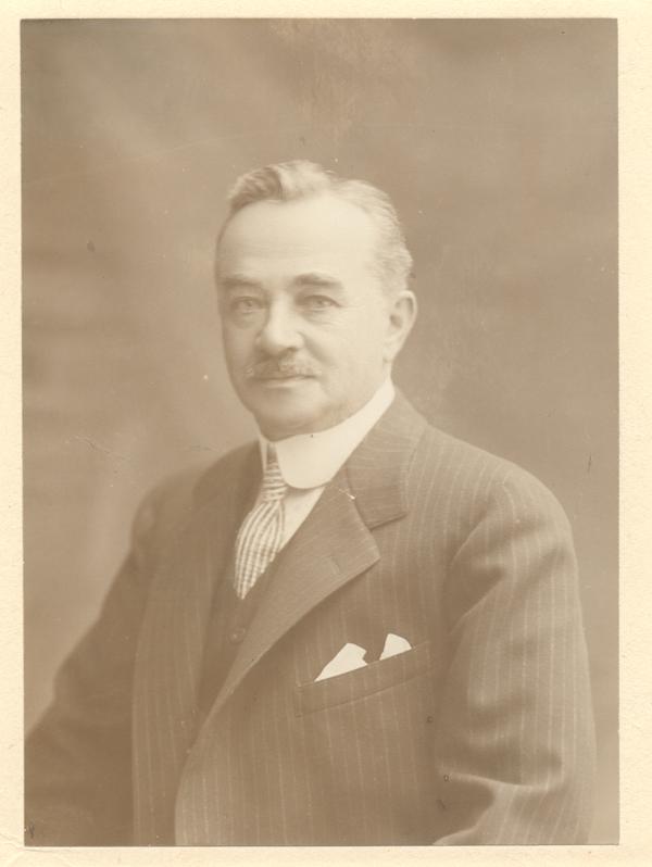 Milton S. Hershey 1910