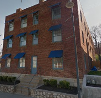 The former Rochester Hotel of Kansas City