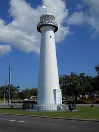 The Biloxi Lighthouse was built in 1848 and operates as a private navigational aid. For over 70 years, women keepers maintained the lighthouse, which was a longer period than any other lighthouse in the country.