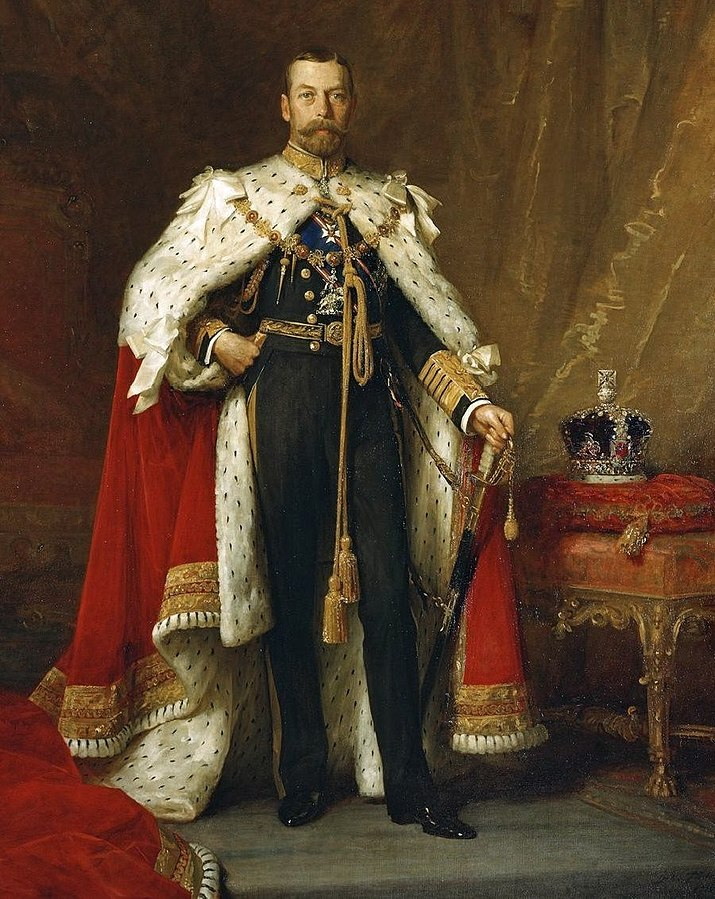 Image 7, King George V, c. 1911