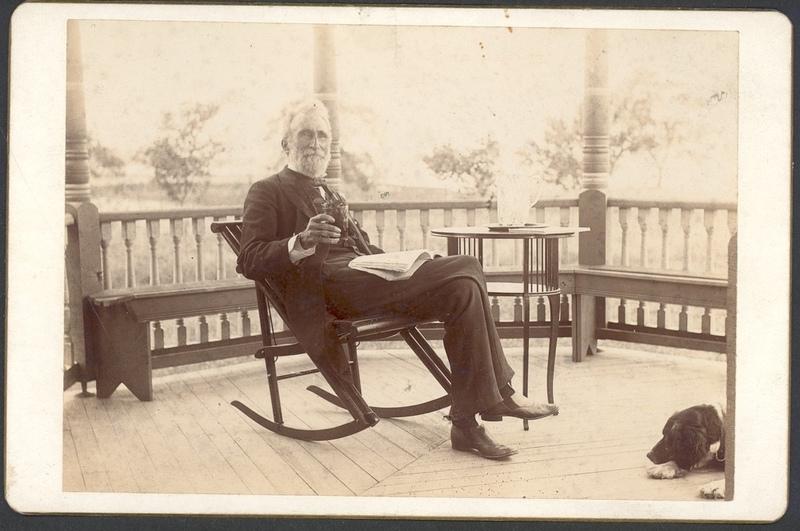 William B. Taliaferro, undated