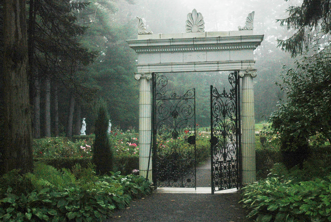 Grounds at Yaddo
