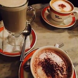 Caffé Reggio coffee