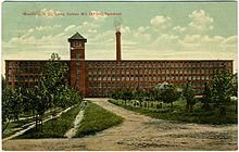 Loray Mill, 1908. 