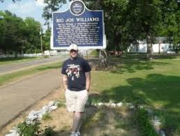 Big Joe Williams Historical Marker