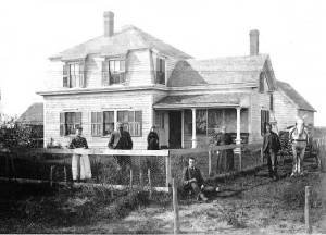 The Fuller Family in 1892