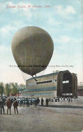 Fort Omaha Ballon School