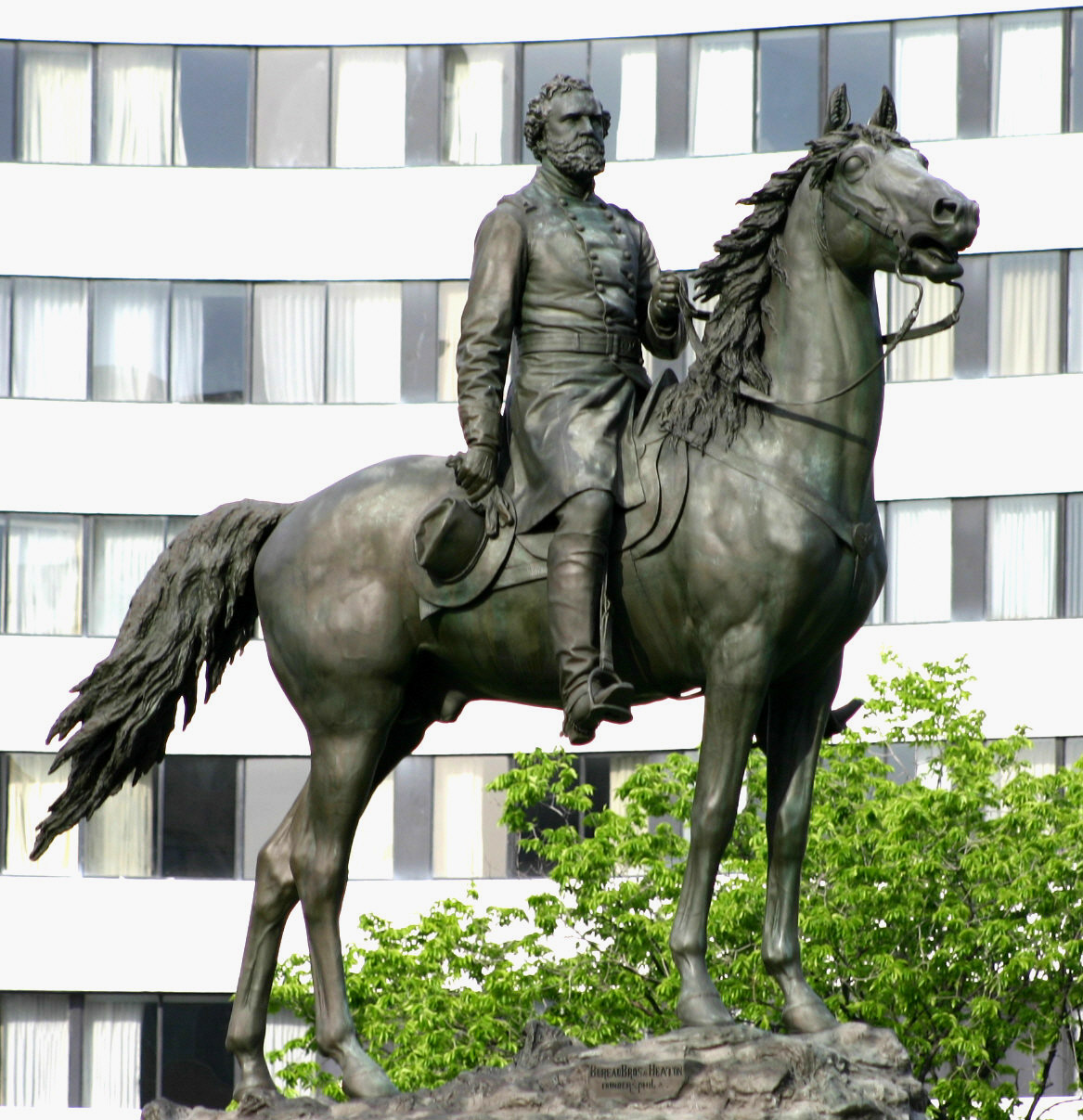 Horse, Plant, Statue, Sculpture