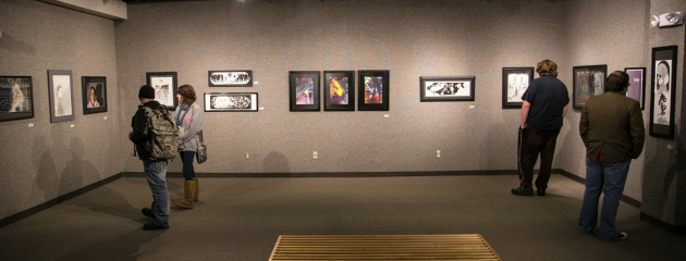MUW Department of Art & Design Eugenia Summer Gallery