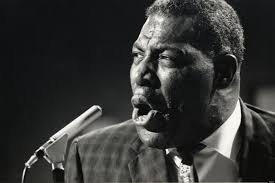 Howlin' Wolf was one of the most recognizable performers in blues at the time.