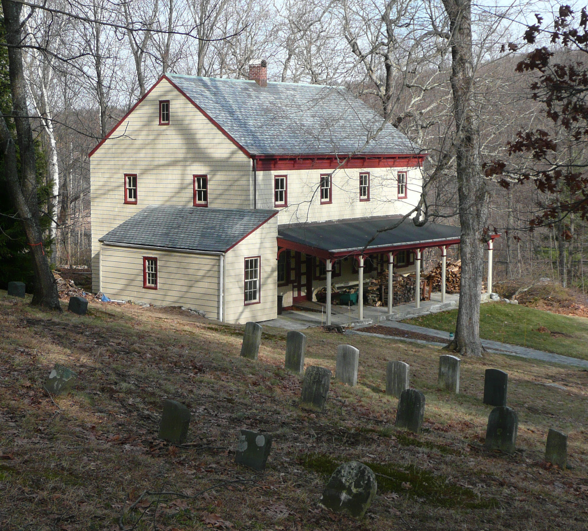 Amawalk Friends Meeting House.