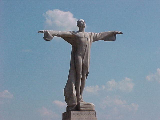 Woman's Titanic Memorial