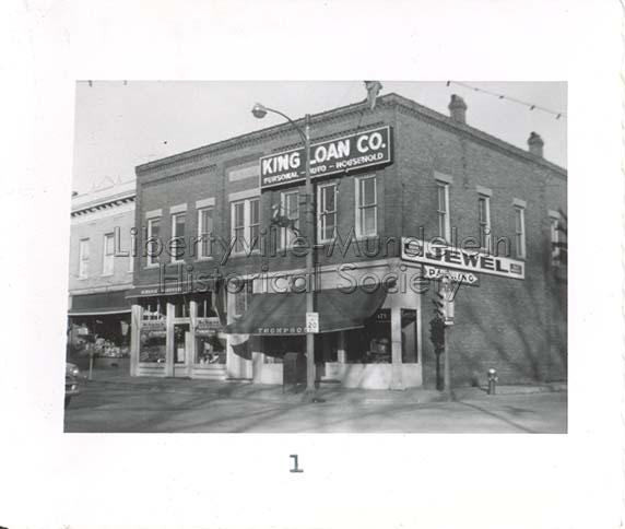 Schanck Building, 1955