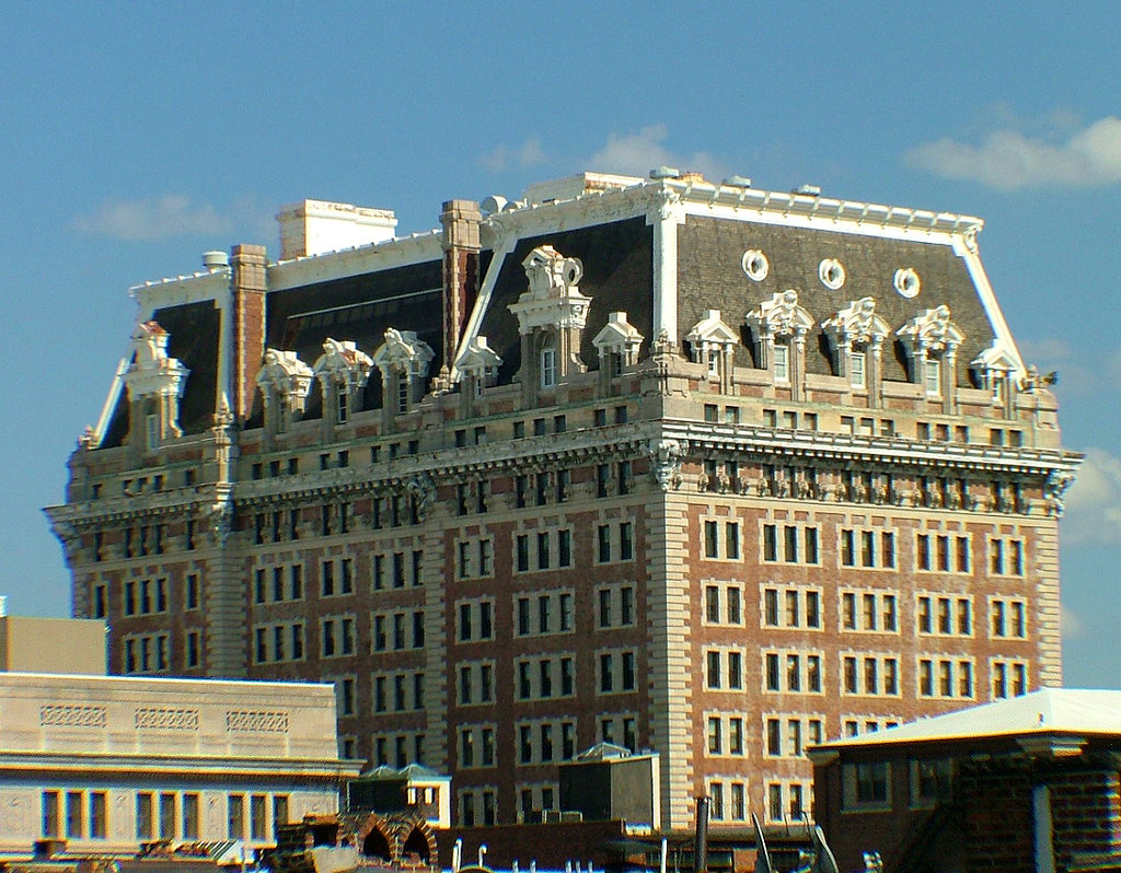 Although the Belvedere Hotel is no longer in operation, the building remains an icon of Baltimore history.