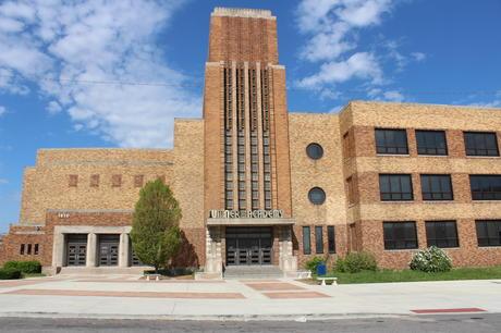 Sumner High School, now Sumner Academy of Arts and Science