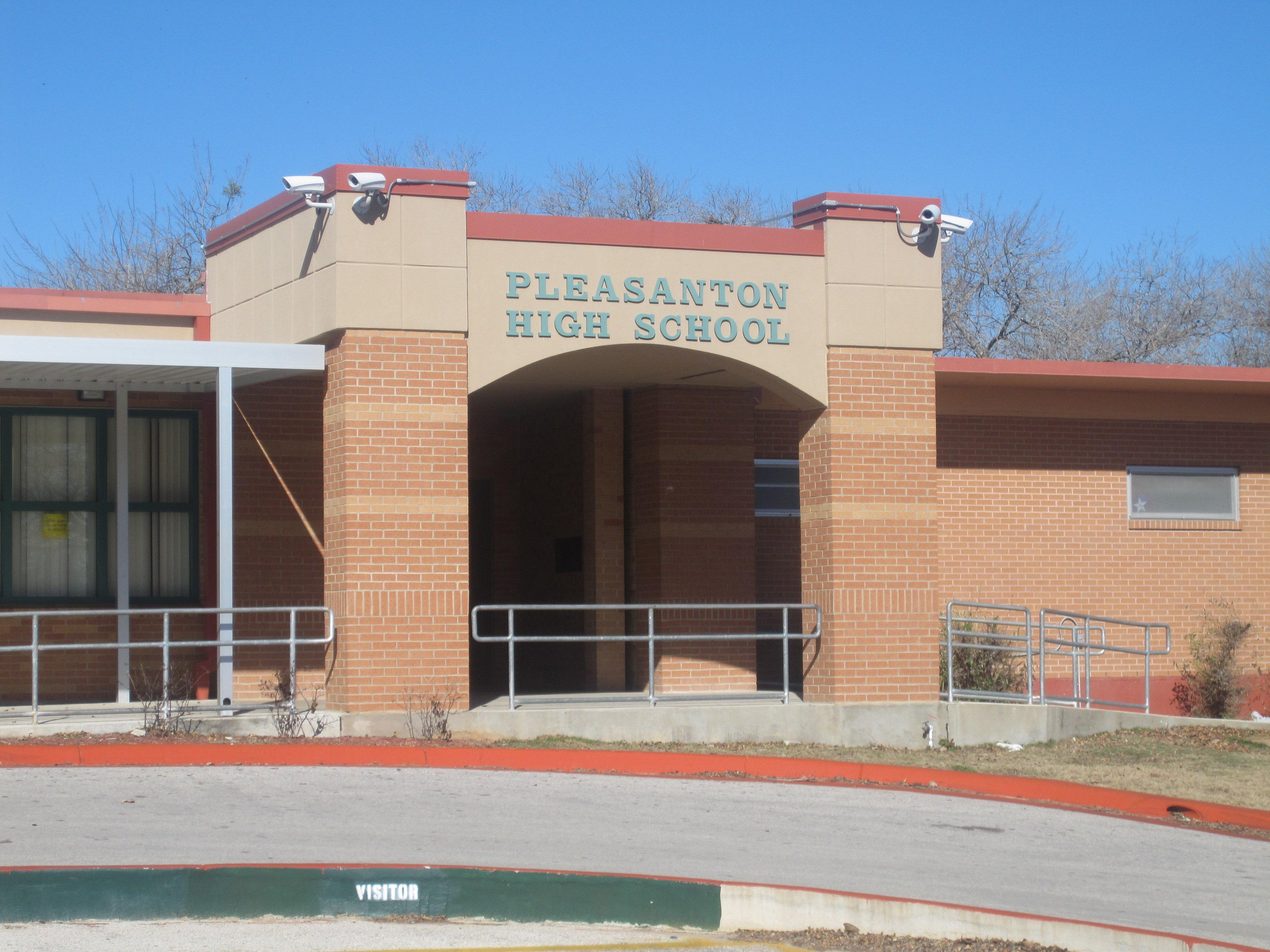 Pleasanton High School today