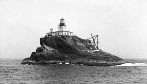 Construction for the Tillamook Rock Lighthouse began in 1879, but was not completed until 1881.