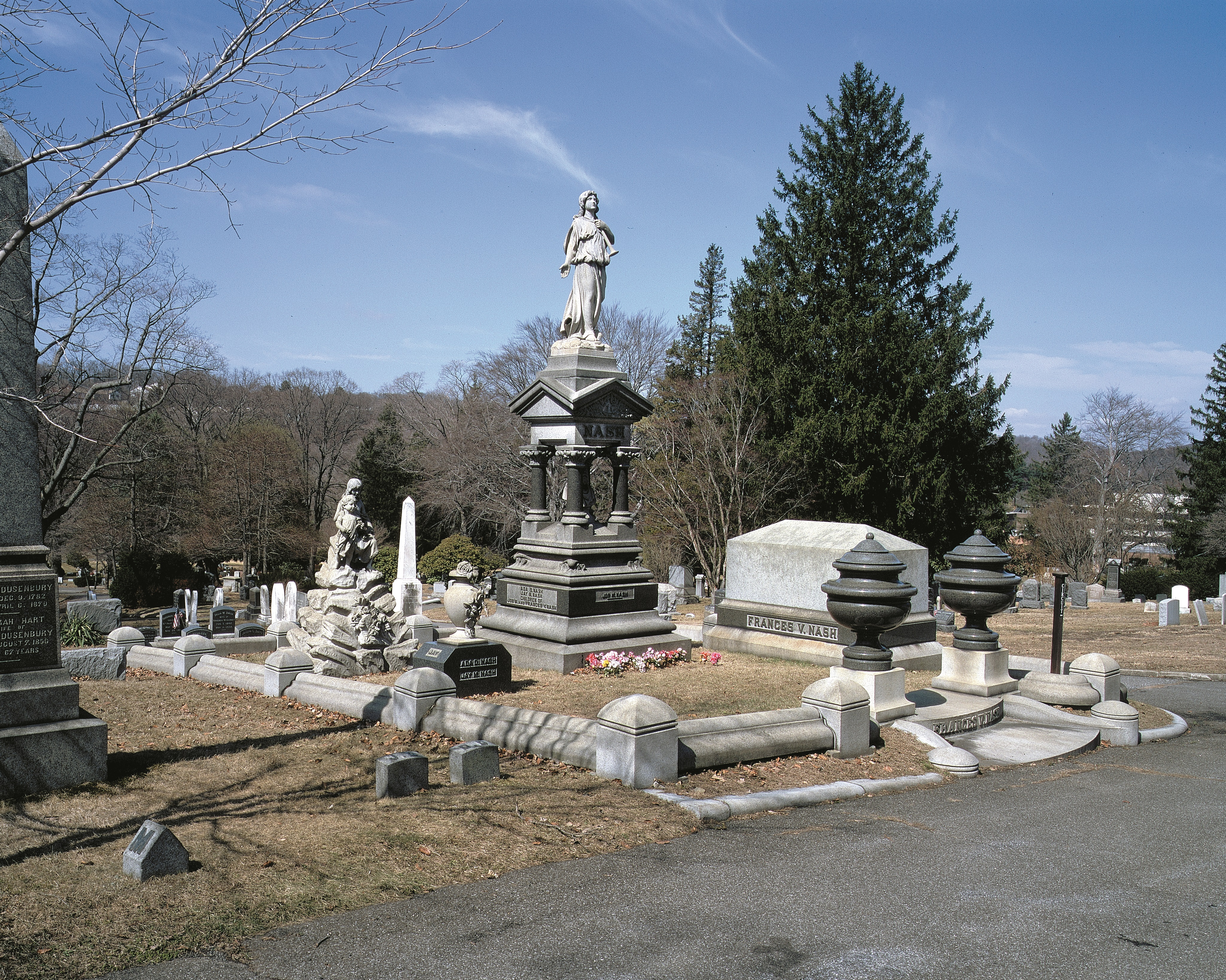 An image of the Nash Family Plot