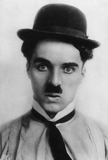 Charlie Chaplin was an infamous silent movie star. He was recognized globally because his films could be understood in any language. 