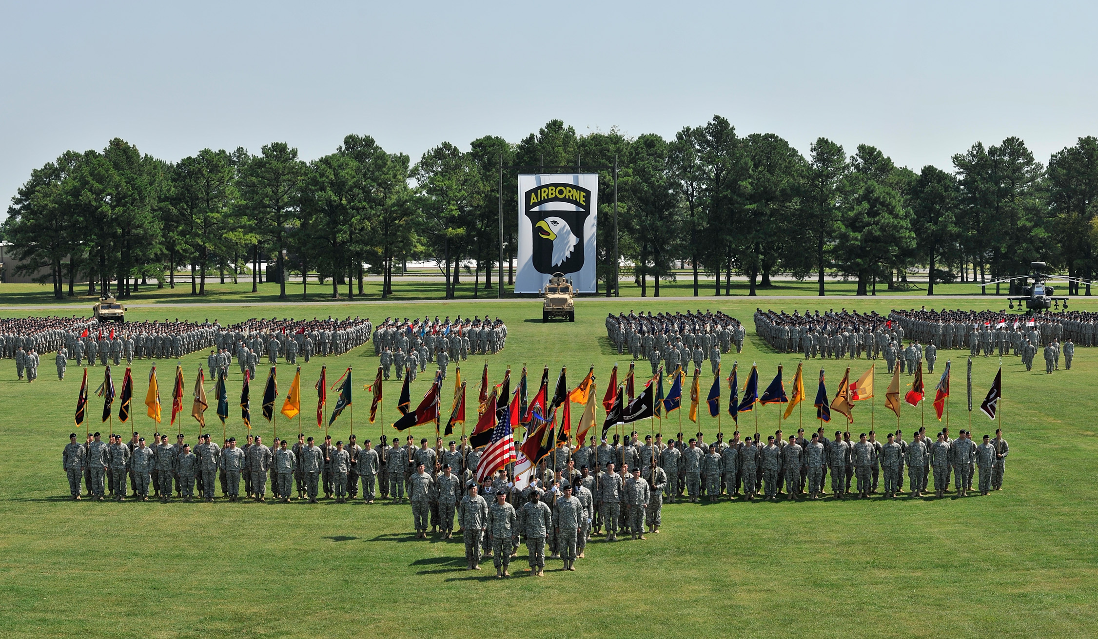101st Airborne Divison (Air Assault) at Fort Campbell