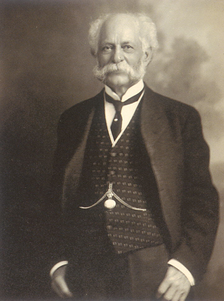 Henry J. Heinz (founder of H. J. Heinz Company) was an early supporter of Kansas City University