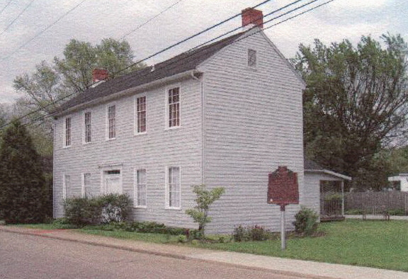 Birthplace of First Lady Lucy Webb Hayes, wife of the 19th U.S. President, Ohio's Rutherford B. Hayes.