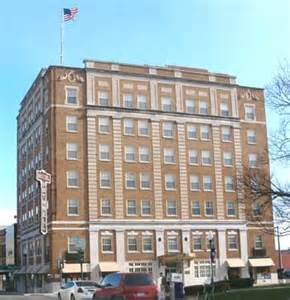 Hotel Bothwell is listed on the National Register of Historic Places