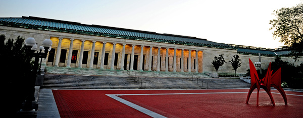 The Toledo Museum of Art holds one of the finest art collections in the country.