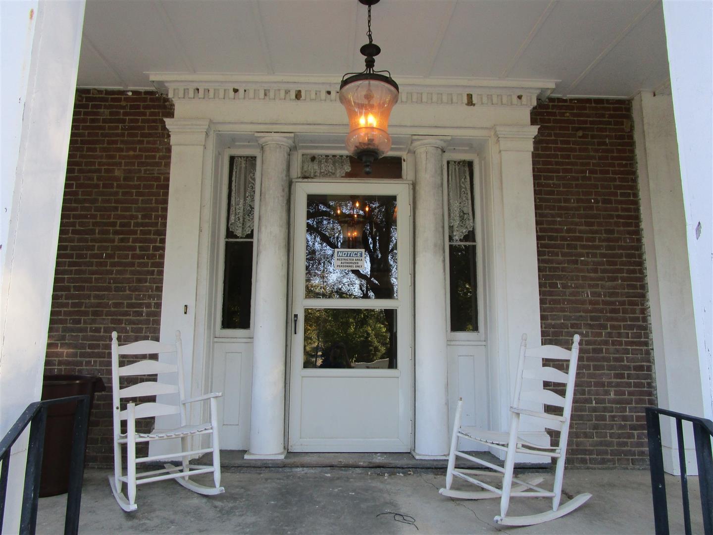 Main Entry Door Detail