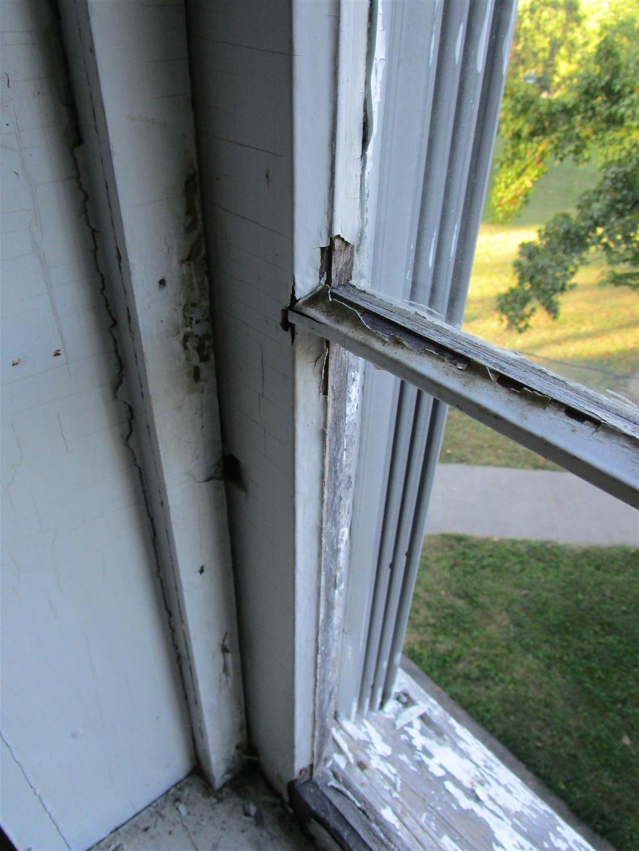 Condition of Wood Windows