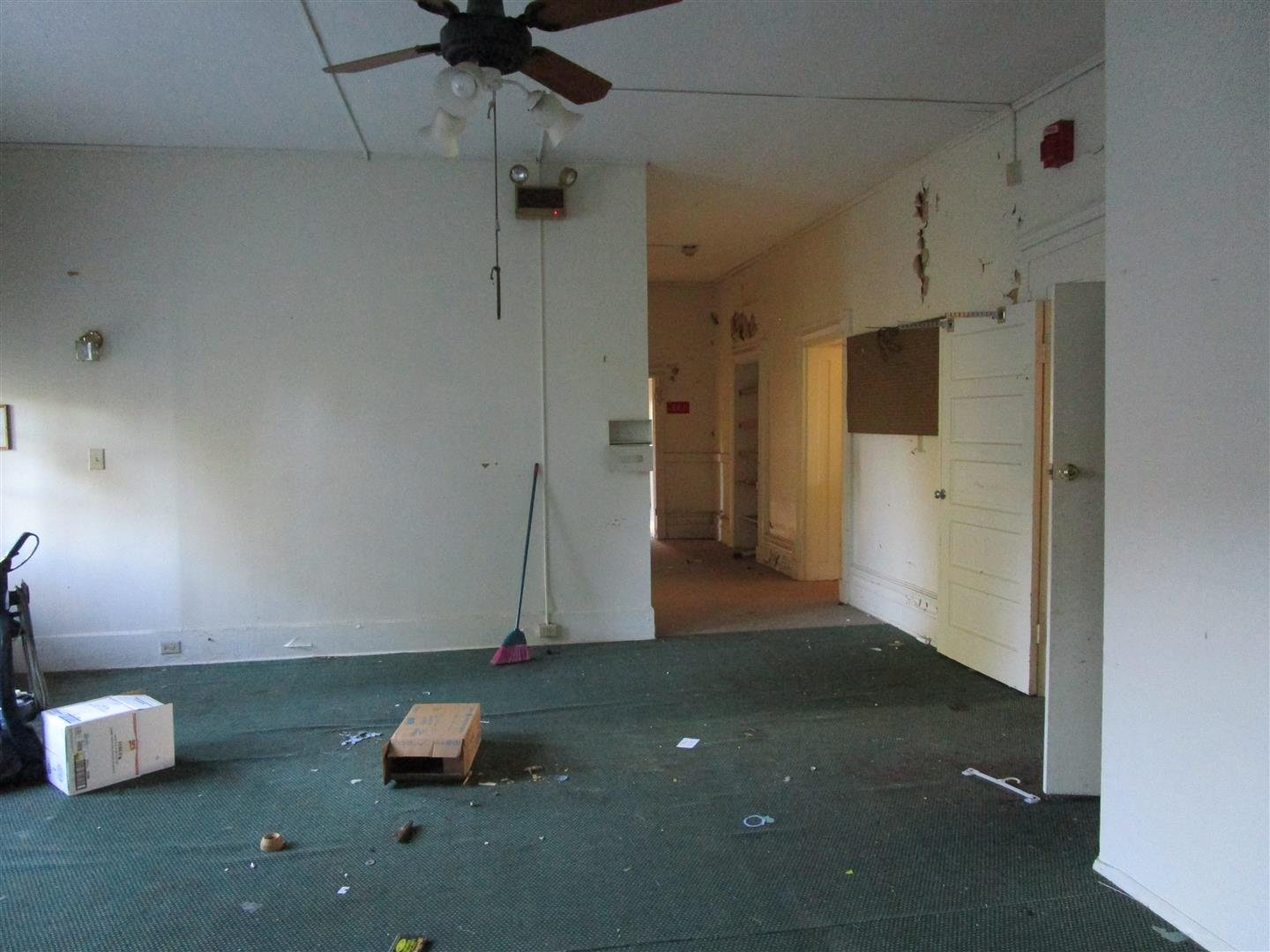 Image of Added storage room within original Dining Room.