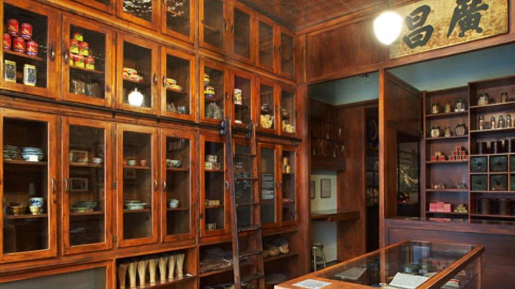 Photo 2_ Interior of the MOCA. Courtesy of VOANEWS.