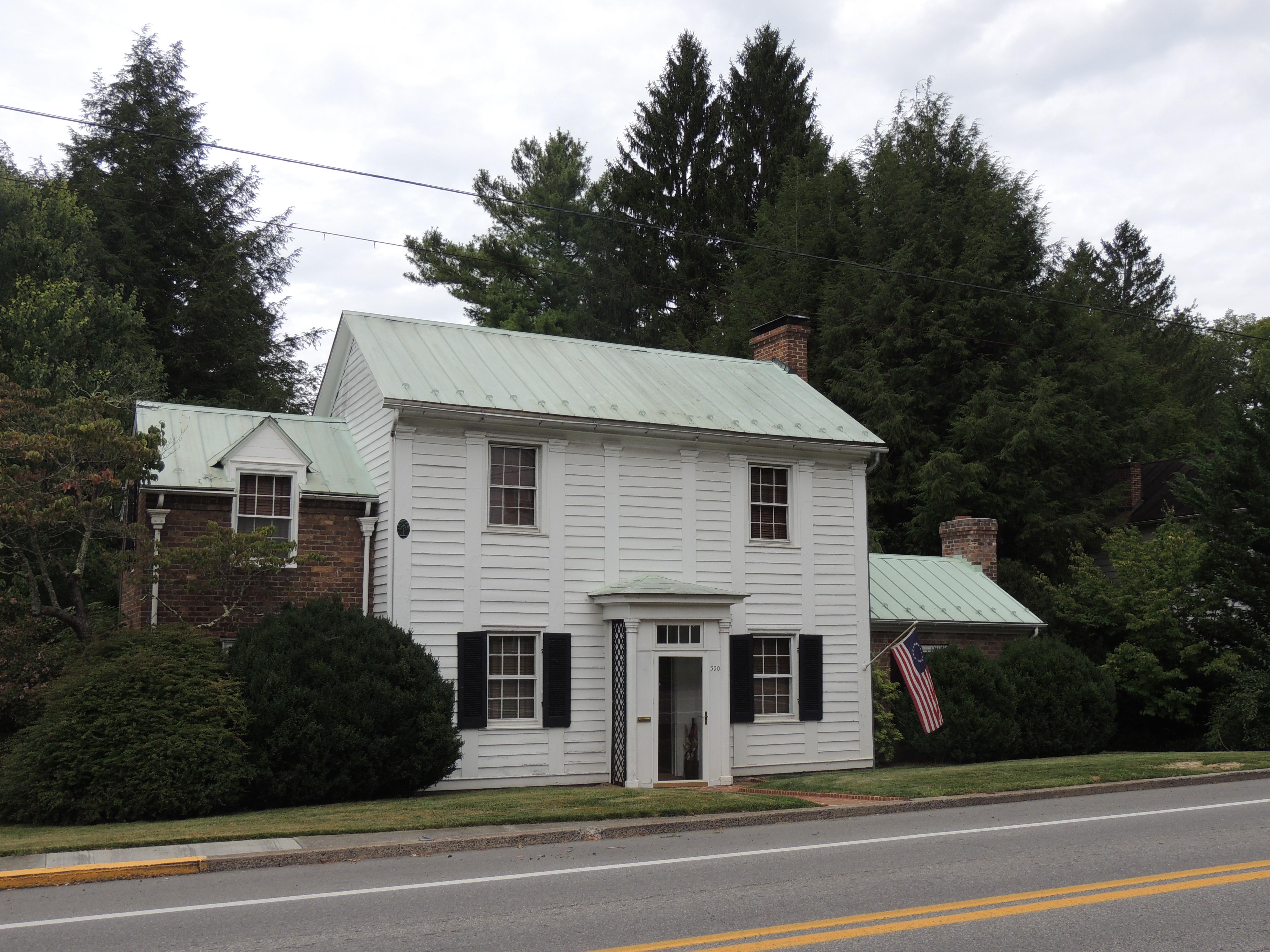 Jesse B. Bowlin House