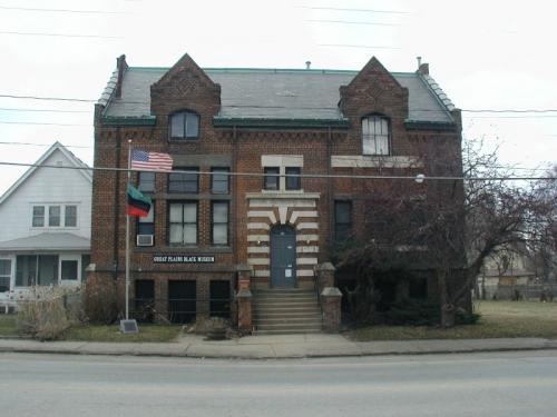 The Great Plains Black Museum, Omaha, Nebraska via The Encyclopedia of the Great Plains. http://plainshumanities.unl.edu/encyclopedia/images/egp.afam.020
