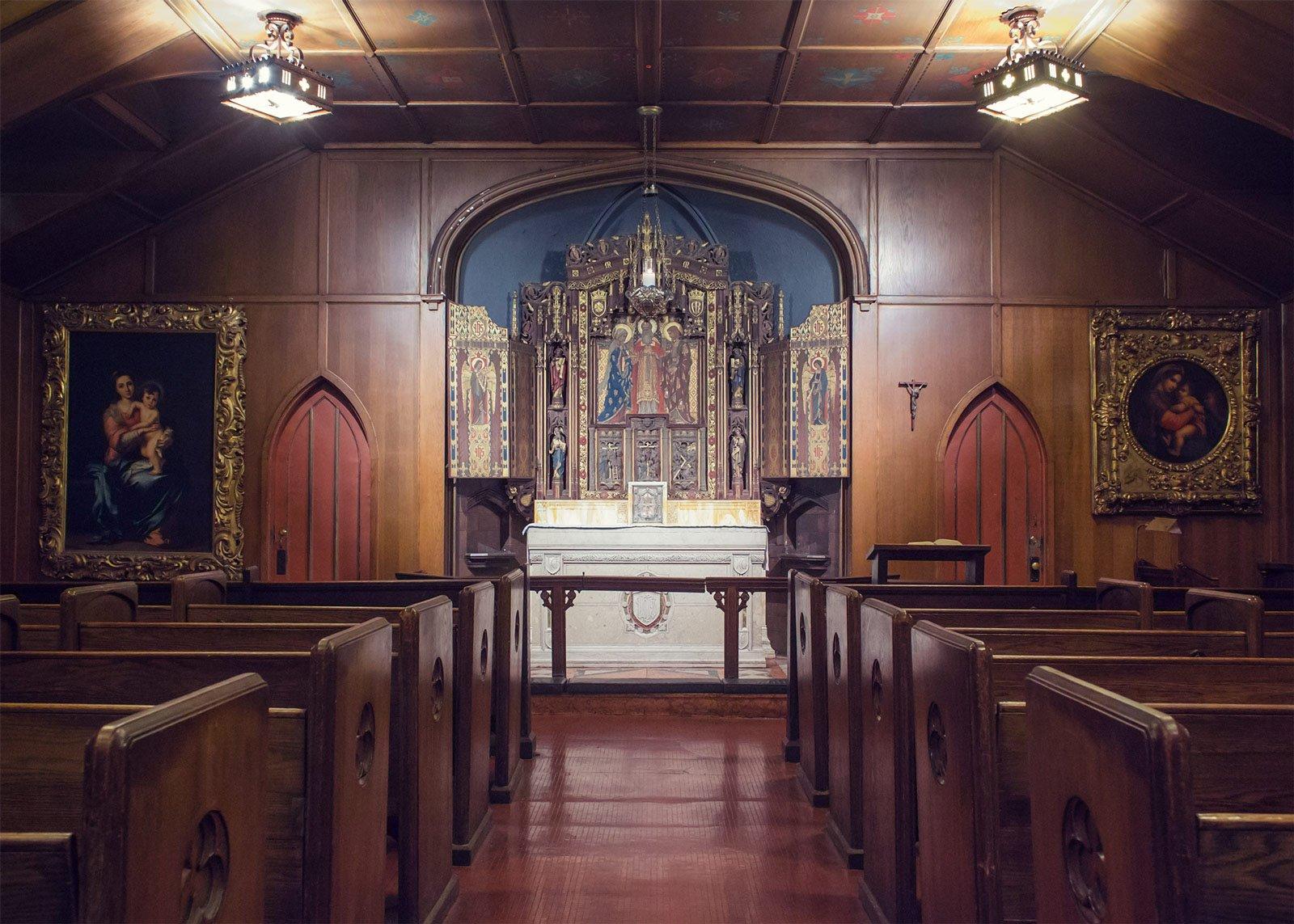 Photo 3_ Holy Family Chapel