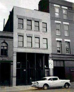 Barney Ford Building circa 1950's