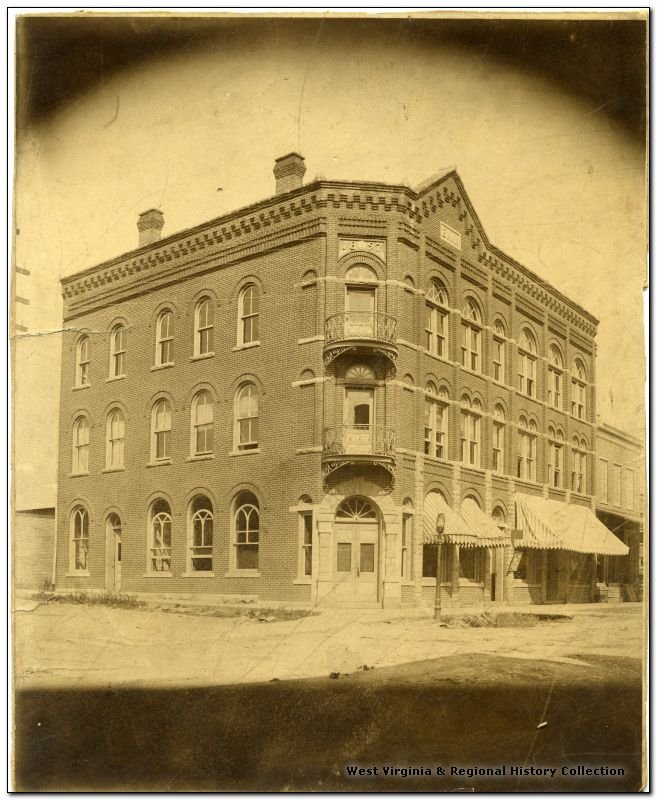 Bank of Greenbrier from Greenbrier Historical Society archives.