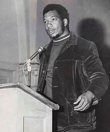 Fred Hampton Speaking at Black Panther Rally