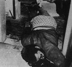 Fred Hampton after his assination