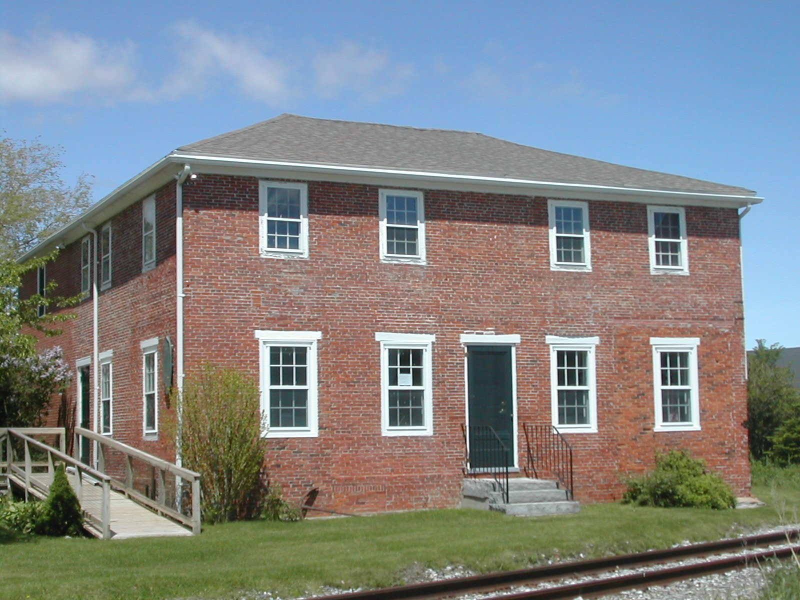 The Thomaston Historical Society