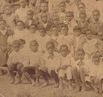 Hosanna School Class of 1894