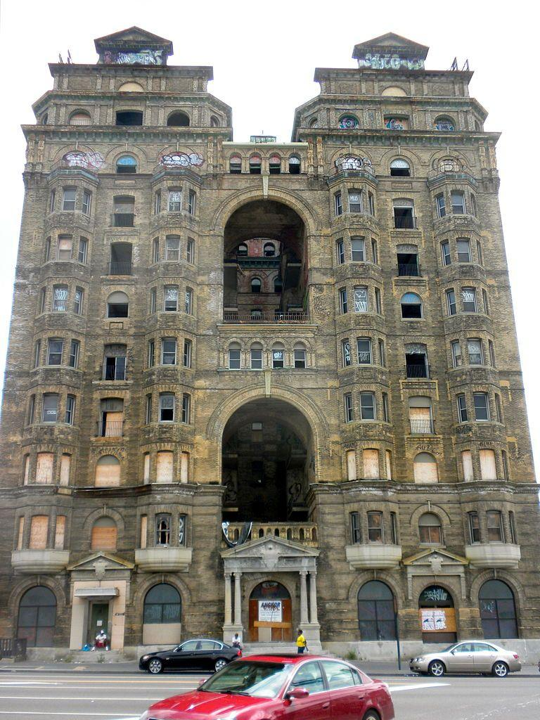 The Victorian Style of the Divine Lorraine Hotel