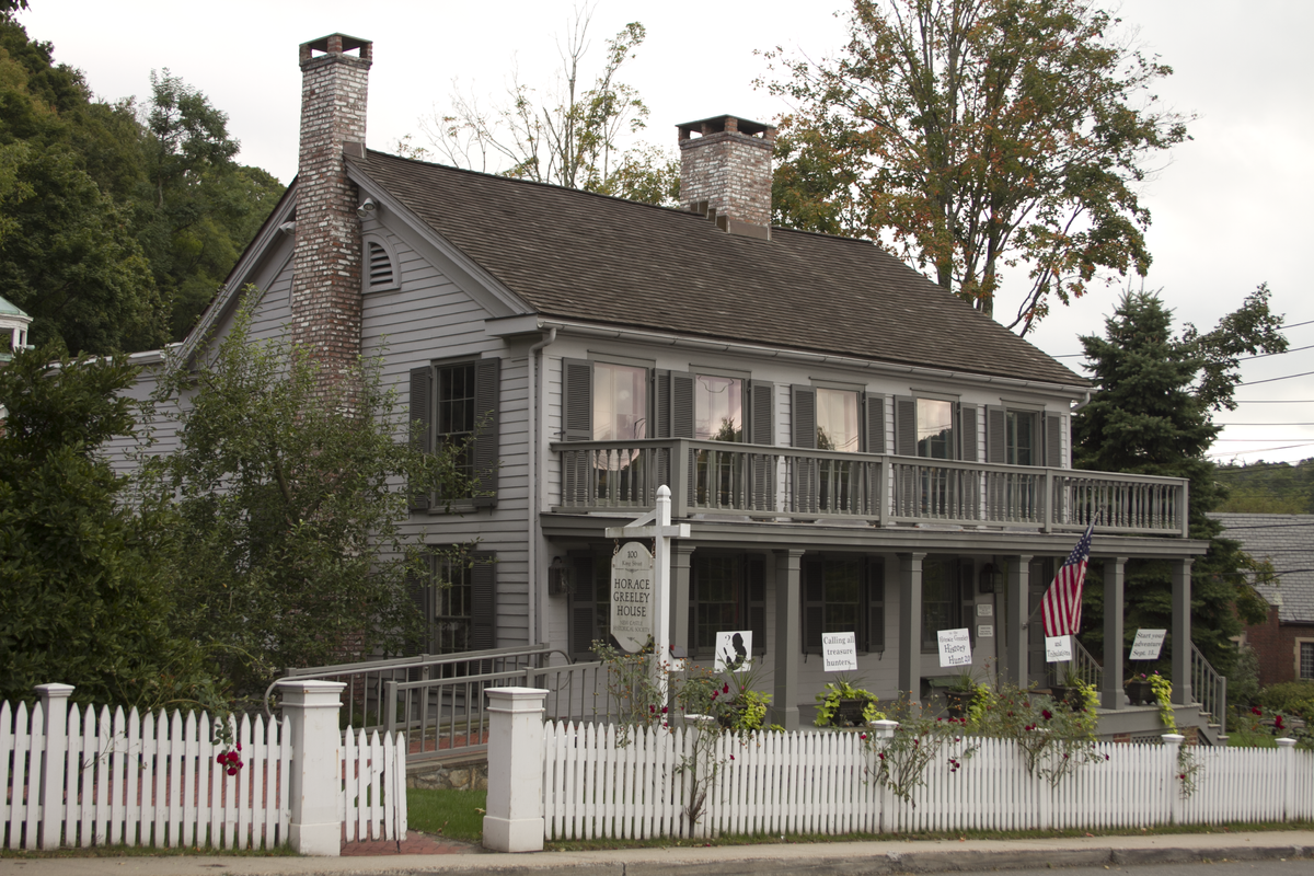 Greeley house