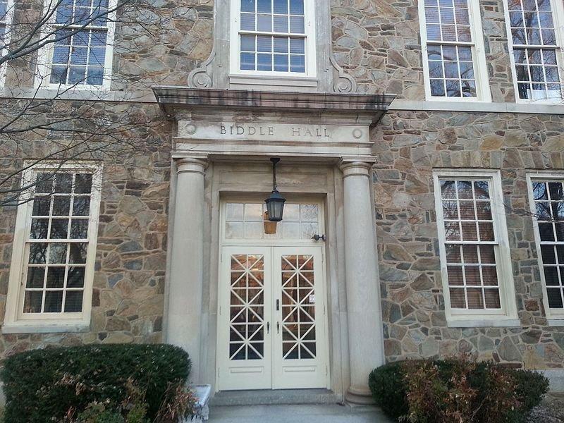 Biddle Hall